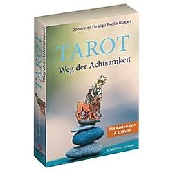 Tarot. Weg der Achtsamkeit, m. Rider/Waite-Tarotkarten