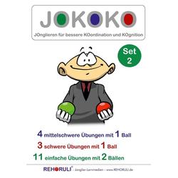 JOKOKO-Set 2 (DIN A5 Karten)