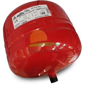 Elbi A102L20 Ausdehnungsgefäß für Heizung er-12 ce, blau/rot/weiß