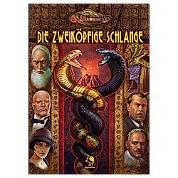 Pulp Cthulhu: Die Zweiköpfige Schlange
