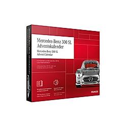 Mercedes-Benz 300 SL Adventskalender 2020 / Mercedes-Benz 300 SL Advent Calendar 2020