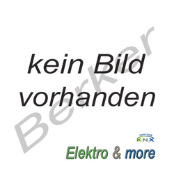 Berker 10259919, Rahmen 5fach m BF waager. S.1 polarw.ma