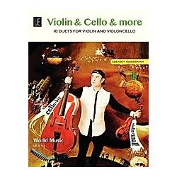 Violin & Cello & More - Buch