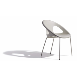SCAB Designer Stuhl DROP h74276