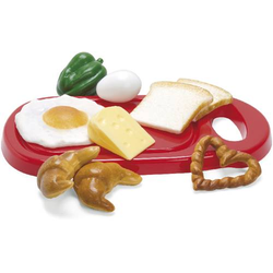 Frühstücksset, i. Netz, 10tlg
