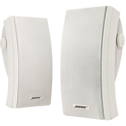 Bose 251® environmental speakers Lautsprecher (2 Außenlautsprecher für die Wandmontage) weiß