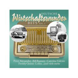 Alexander,P.-Ramsey,B.-Valente,C. - DEUTSCHE WIRTSCHAFTSWUNDER HIT (Vinyl)