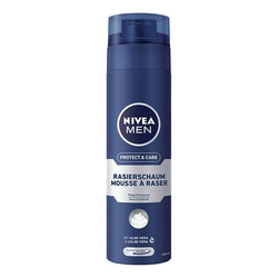 Nivea Rasierschaum mild Protect and Care mit Aloe Vera 2er Pack