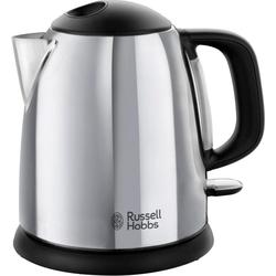 RUSSELL HOBBS Wasserkocher Kompakt-Wasserkocher Victory 24990-70, 1 l, 2200 W