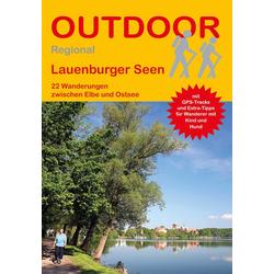 Lauenburger Seen als Buch von Tonia Körner