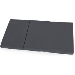 Klappmatratze hauck FUN FOR KIDS Reisebettmatratze 66x120 cm, Sleeper XL, Hauck, 5 cm hoch, Inklusive Transporttasche