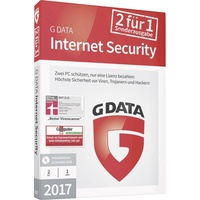 G DATA Internet Security 2017 DE Win