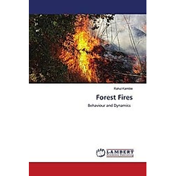 Forest Fires. Rahul Kamble  - Buch
