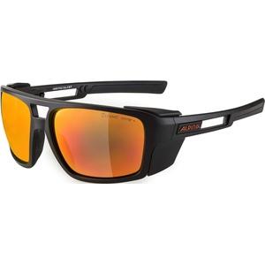 Alpina Unisex – Erwachsene SYKWALSH CM+ Sportbrille, Black matt, one size