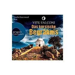 Das korsische Begräbnis  6 CDs - Hörbuch