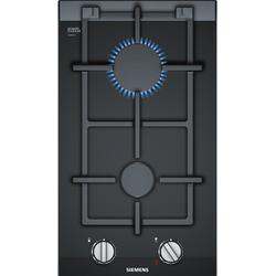 Siemens ER3A6BD70D Domino-Gaskochfeld Glas schwarz autark 30cm
