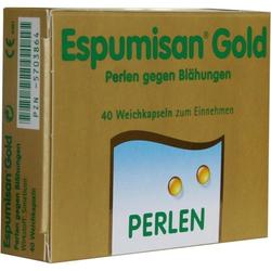 Espumisan Gold Perlen gegen Blähungen