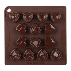 Dr. Oetker Schokoladenform Süße Herzen Confiserie
