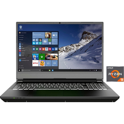 XMG APEX 15 - E20 Notebook (39,62 cm/15,6 Zoll, AMD Ryzen 9, GeForce RTX™ 2070, 1000 GB SSD)
