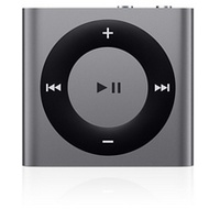 Apple iPod shuffle 2GB (4. Generation - Modell 2012) Space grau