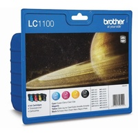 Brother LC-1100 CMYK