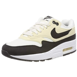 Nike Wmns Air Max 1 creme-black/ white, 38