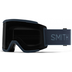 SMITH SQUAD XL Schneebrille 2021 french navy/chroma pop sun black