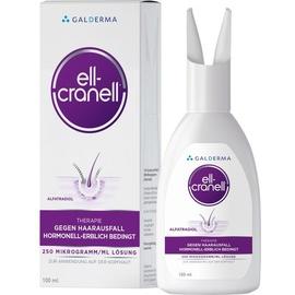 Galderma Laboratorium Ell-Cranell mit Alfatradiol 100 ml