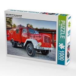 SKW 2000 FF Bs-Innenstadt Lege-Größe 64 x 48 cm Foto-Puzzle Bild von Markus Will Puzzle