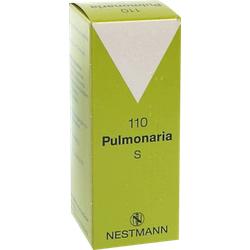 PULMONARIA S 110 Tropfen 50 ml