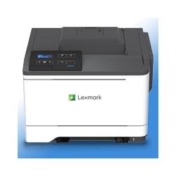 Lexmark Farblaserdrucker CS521DN mit Duplex USB/LAN inkl. UHG
