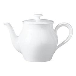 Fürstenberg Wagenfeld weiss Teekanne 1,40 L Wagenfeld weiß TK 6393 WEISS
