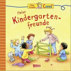 Carlsen Verlag Meine Freundin Conni - Freundebuch zum Eintragen 51900