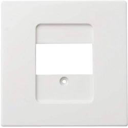 GAO Abdeckung TAE-Steckdose Starline Weiß 3510