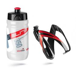 Elite Trinkflasche Elite Trinkflasche inkl Halter Kit Ceo, 350 ml - F