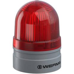 Werma Signaltechnik Signalleuchte Mini TwinLIGHT 12VAC/DC RD 260.110.74 12 V/DC
