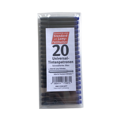 20 Universal-Tintenpatronen