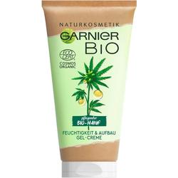 GARNIER Feuchtigkeitscreme Bio-Hanf Feuchtigkeit & Aufbau Gel-Creme, Naturkosmetik