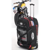 QBag Reisetasche 01 Sponsor 120 Liter Stauraum schwarz schwarz