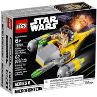 Lego Star Wars Naboo Starfighter Microfighter (75223)
