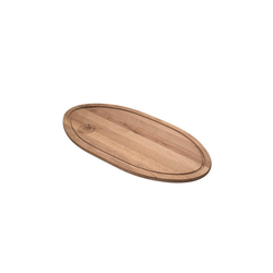 HTI-Line Schneidbrett Spareribs Brett BBQ Hot, Holz, (1-St)