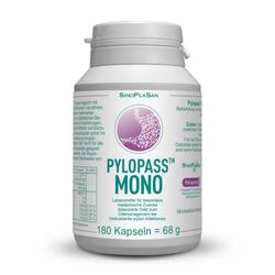 PYLOPASS MONO 200 mg bei Helicobacter pylori Kaps. 180 St