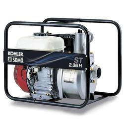 SDMO Benzin-Motor-Wasserpumpe ST 2.36 H