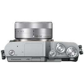 Panasonic Lumix DC-GX800K silber + 12-32mm OIS