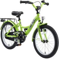 Bikestar Kinderfahrrad 18 Zoll RH 27 cm grün