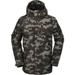 Volcom - L Gore-Tex Jacket Army - Skijacken - Größe: L