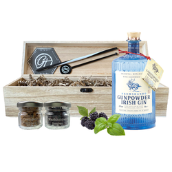 Drumshanbo Gunpowder Gin & Botanical Box