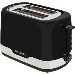 Toaster »TA 6101 swi«, 850 Watt, Toaster, 32992959-0 schwarz schwarz