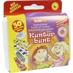 KINDERPFLASTER Kunterbunt 50 St