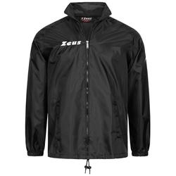 Zeus K-Way Kurtka przeciwdeszczowa czarny - XL